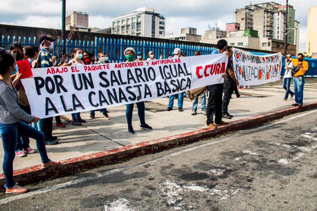 el régimen de Maduro