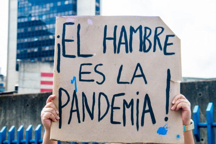 el régimen de Maduro, crisis