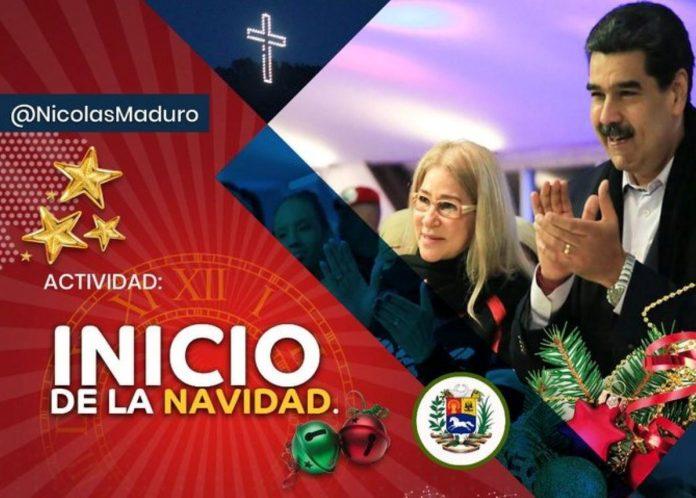 Maduro, Navidad