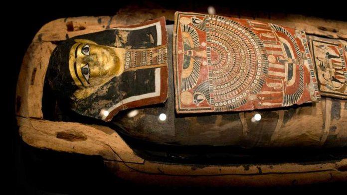 momia faraones