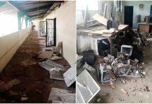 Denuncian vandalismo en el núcleo de la UCV en Cagua