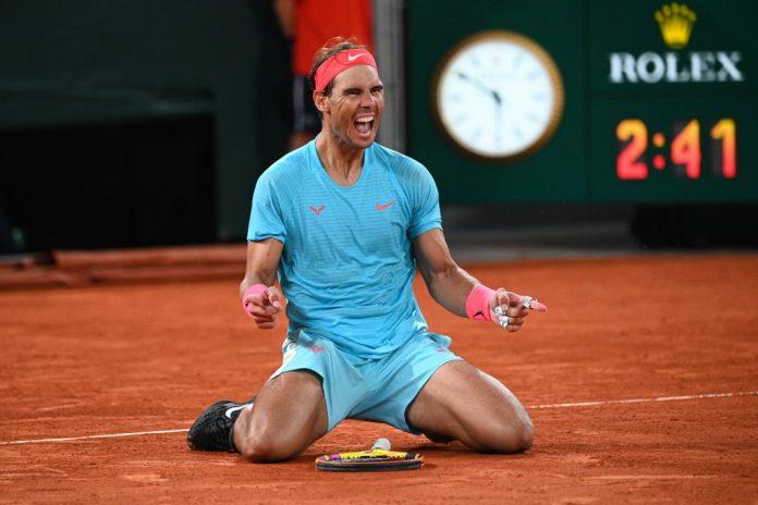Nadal, Roland Garros