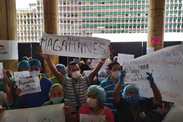 personal medico ministerio de salud trabajadores sanitarios