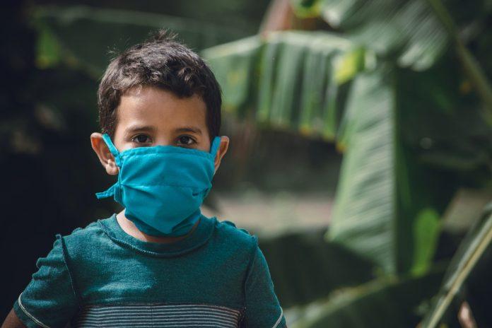pandemia, coronavirus, infancia