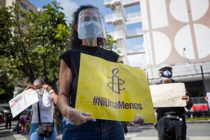 Venezuela violencia género