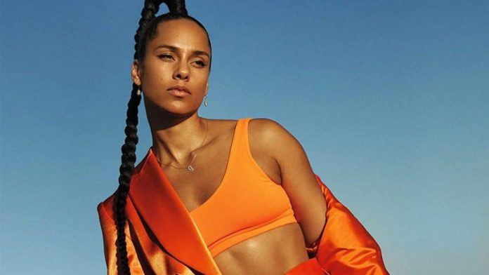"Alicia Keys ""Life Goes On"""