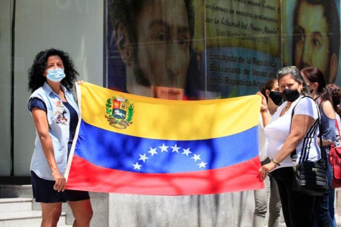 Varados Venezolanos