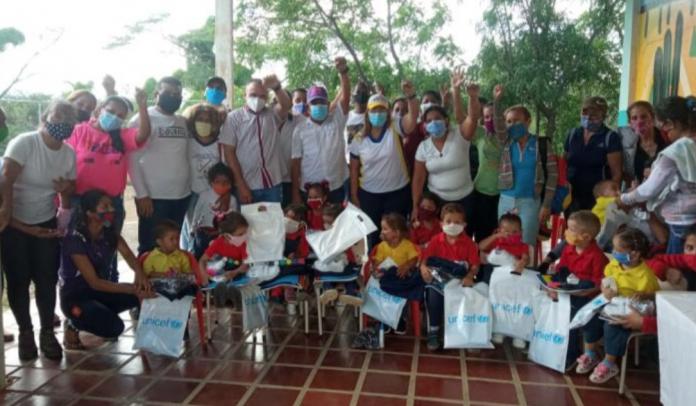 Valero denunció que diputados oficialistas usan la ayuda humanitaria con fines políticos