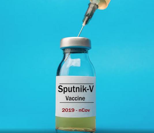 Sputnik V la vacunación