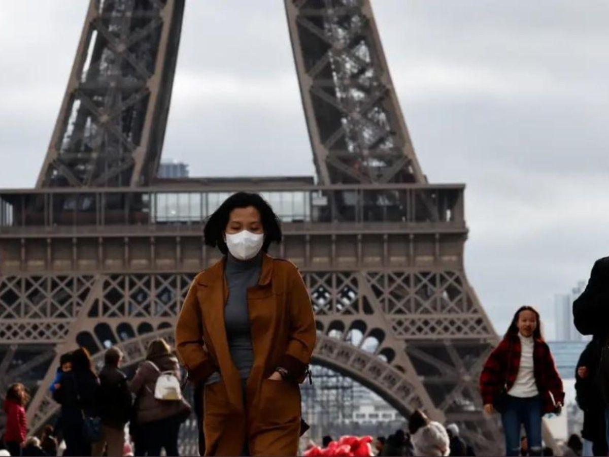 Francia flexibiliza las restricciones por el covid de cara a Navidad