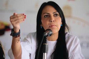 Presos políticos: Delsa Solórzano alertó sobre traslado de presos políticos