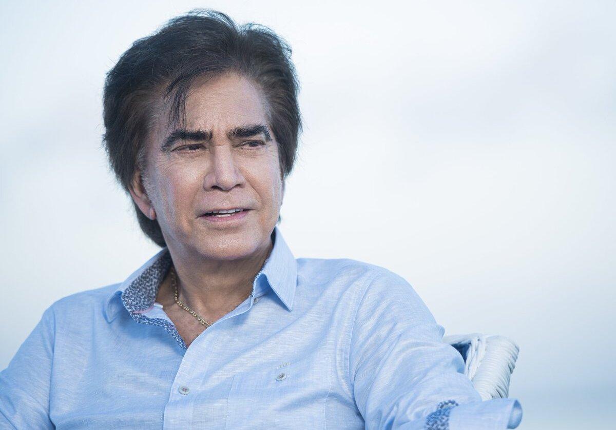 El Puma Rodríguez recordó cuando Luis Miguel lo visitó en un hospital