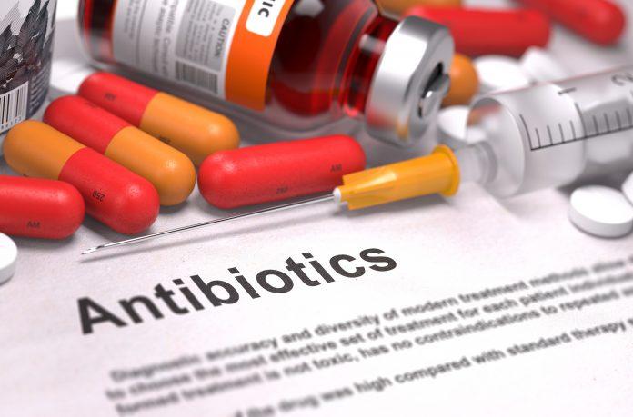El antibióticos