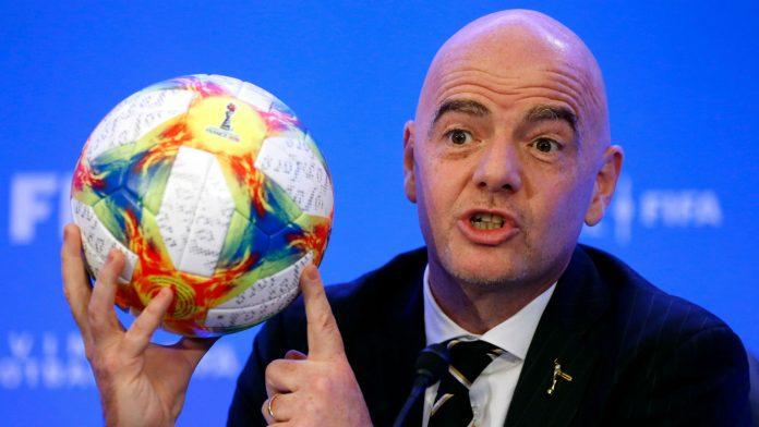 FIFA pandemia israel