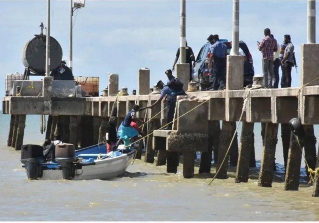 Trinidad y Tobago-Gobernación Delta Amacuro