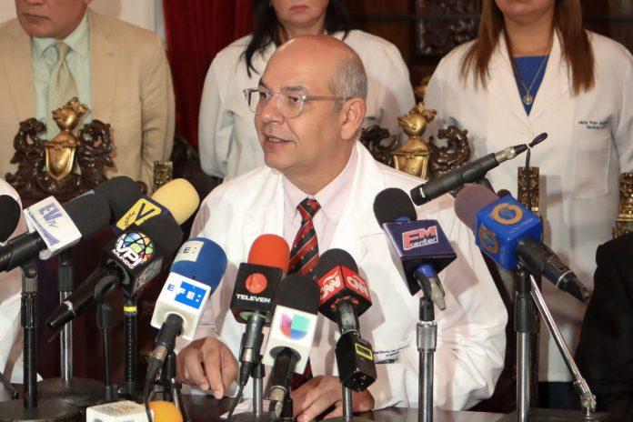Castro reveló lo que hay detrás de la desaceleración de los casos de covid-19 en Venezuela