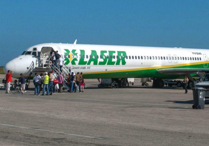 Laser Airlines reanuda las operaciones hacia Panamá