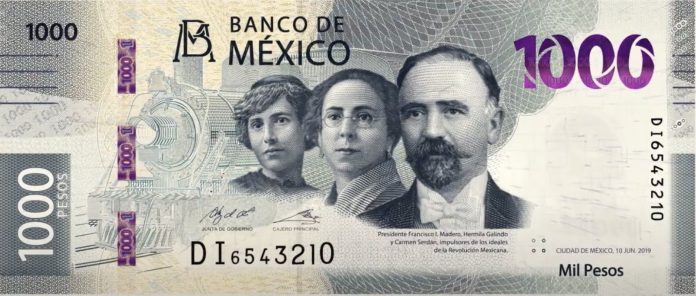 México billete