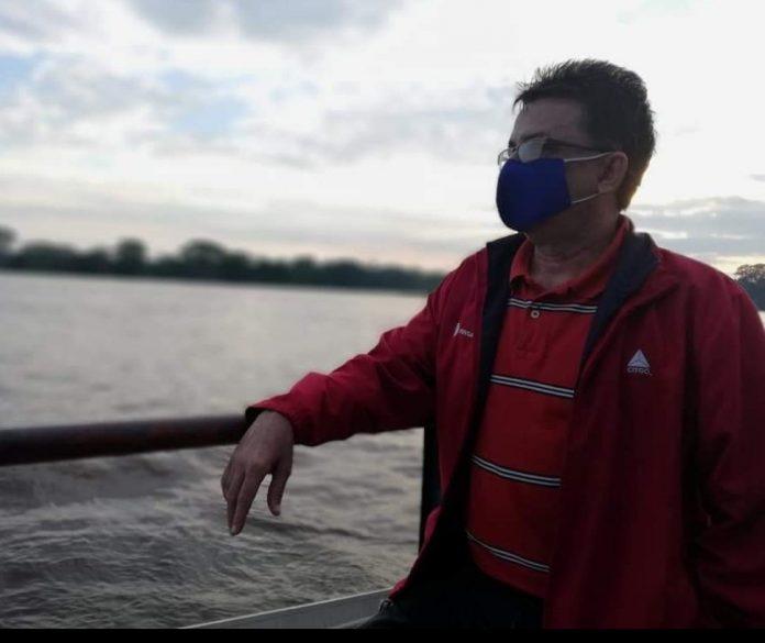 gobernador de Amazonas