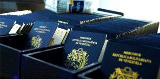 prórroga de pasaporte