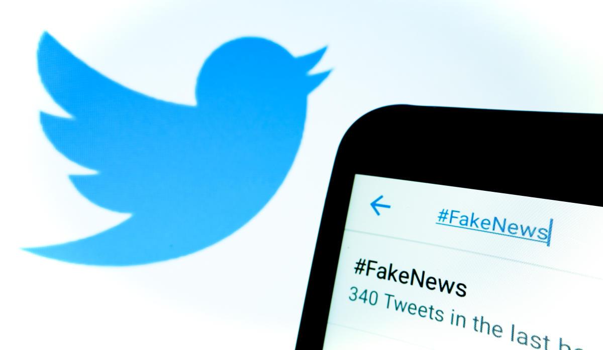 Twitter ahora le advierte cuando le gusta un tweet engañoso