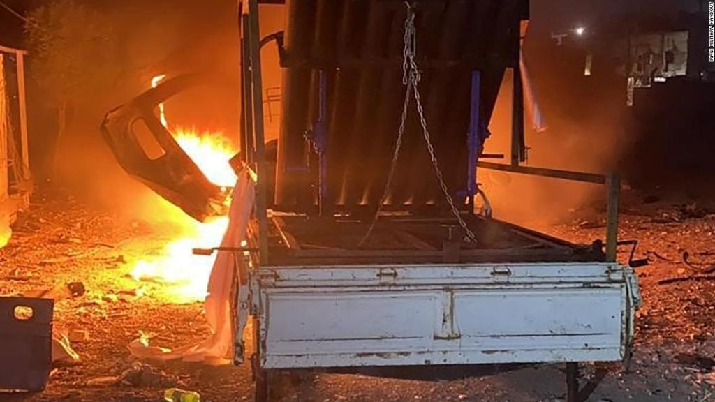 Al menos un muerto y cinco heridos en ataque con cohetes contra embajada de EE UU en Irak