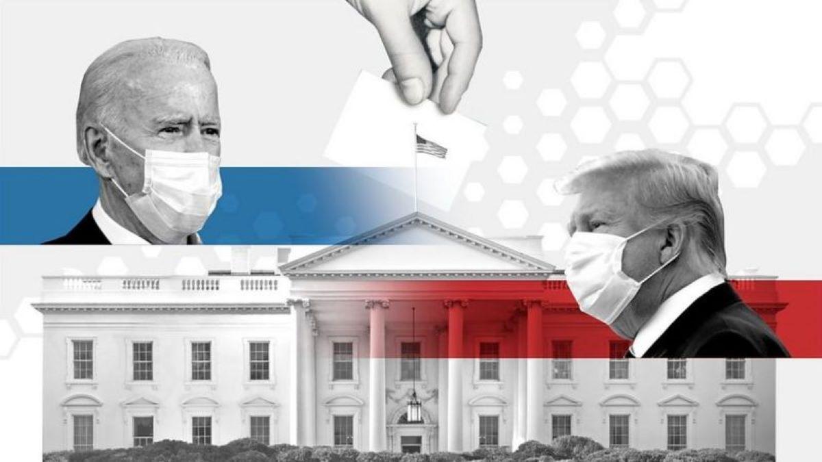Elecciones de Estados Unidos: Biden con 64% de posibilidades > Conoce las apuestas especiales de la campaña en Betsson