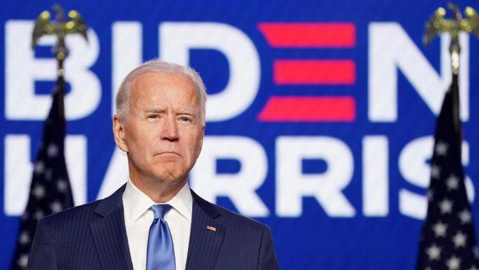 Biden dijo que pensó en Bernie Sanders como secretario de Trabajo