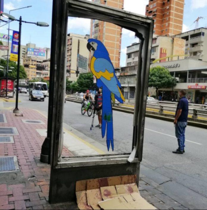Caracas vallas