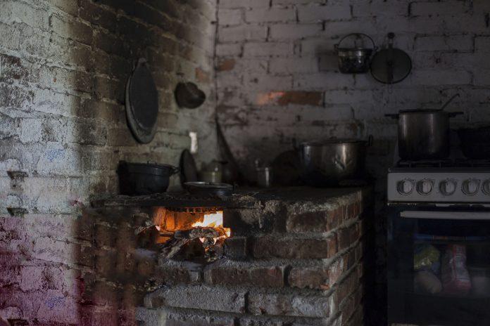 cocinar leña