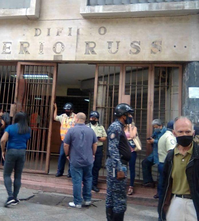 edificio centro Caracas