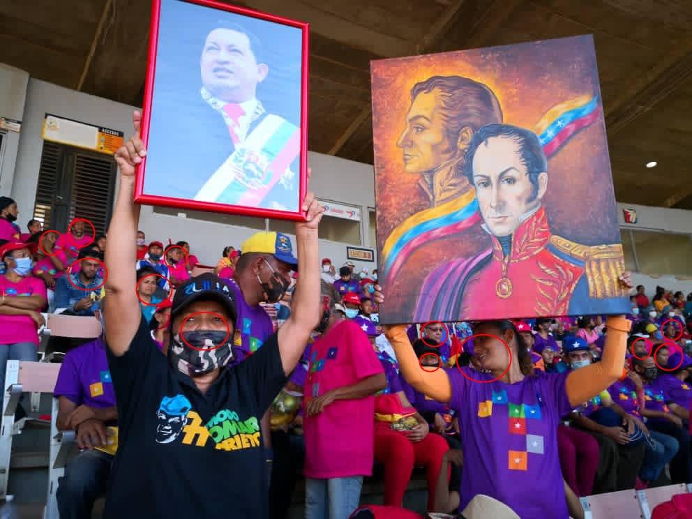 Diosdado Cabello permitió aglomeración en Zulia solo para hacer campaña