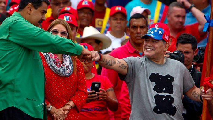 Maradona Maduro