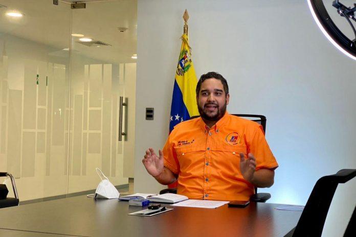 """Hijo de Nicolás Maduro dijo que la política económica merece una calificación de 19 puntos-""""errores"""""""