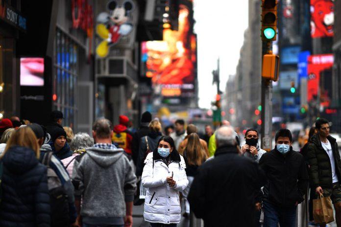Nueva York coronavirus