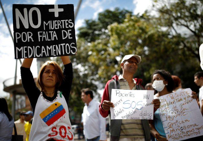 pacientes venezolanos