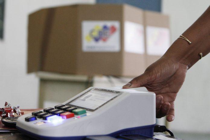 simulacro electoral oposición
