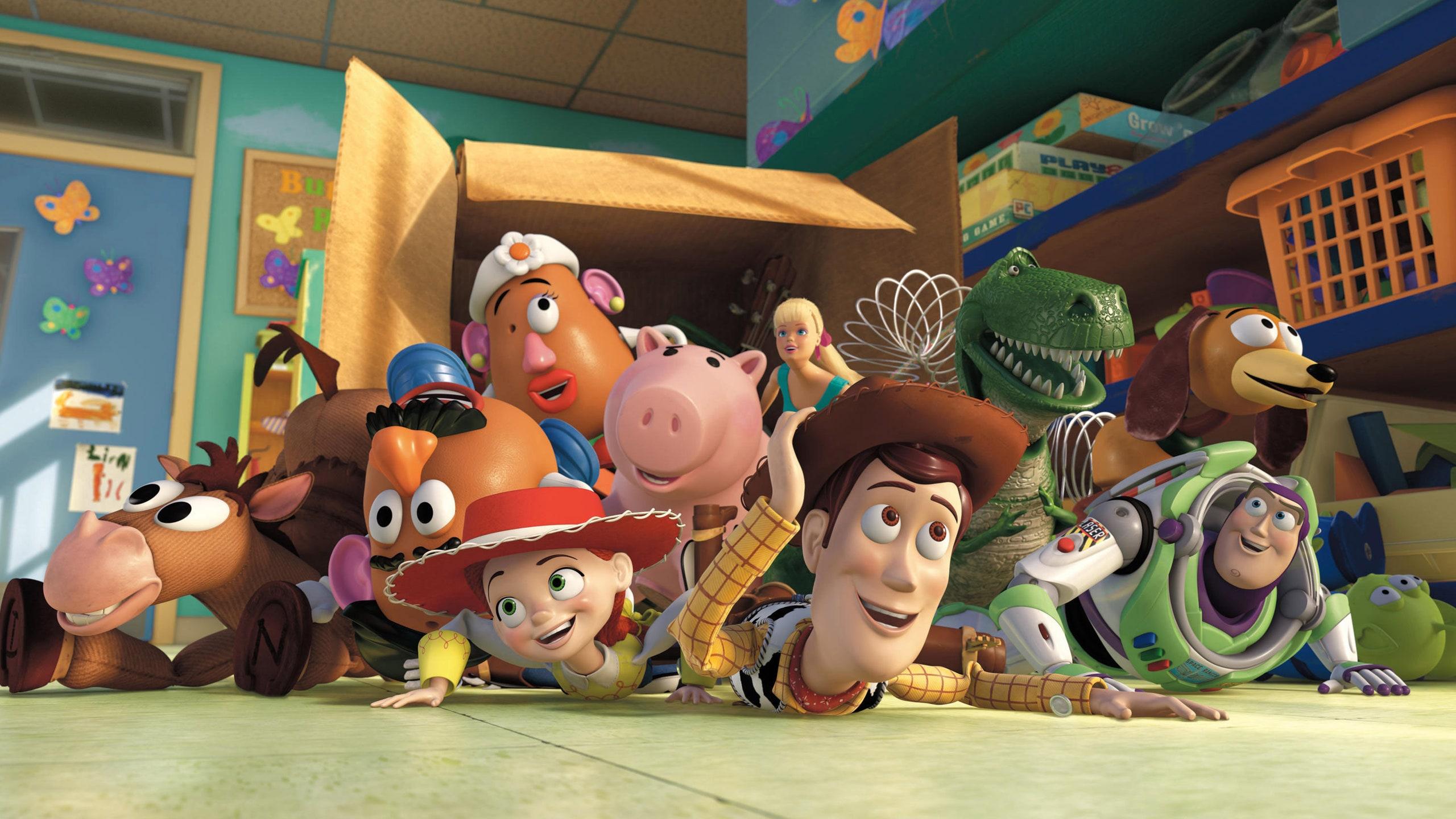 Toy Story cumple 25 años: Un sueño que revolucionó el cine de animación