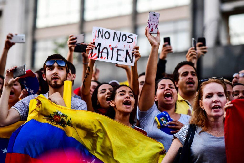 Denuncian 187 ejecuciones extrajudiciales en protestas en Venezuela desde 2014