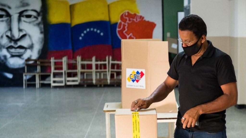 El CNE dio a conocer los estados con más abstención
