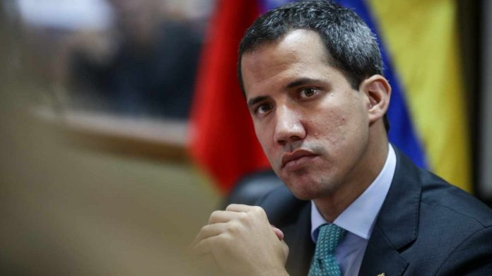 Guaidó Freddy Guevara