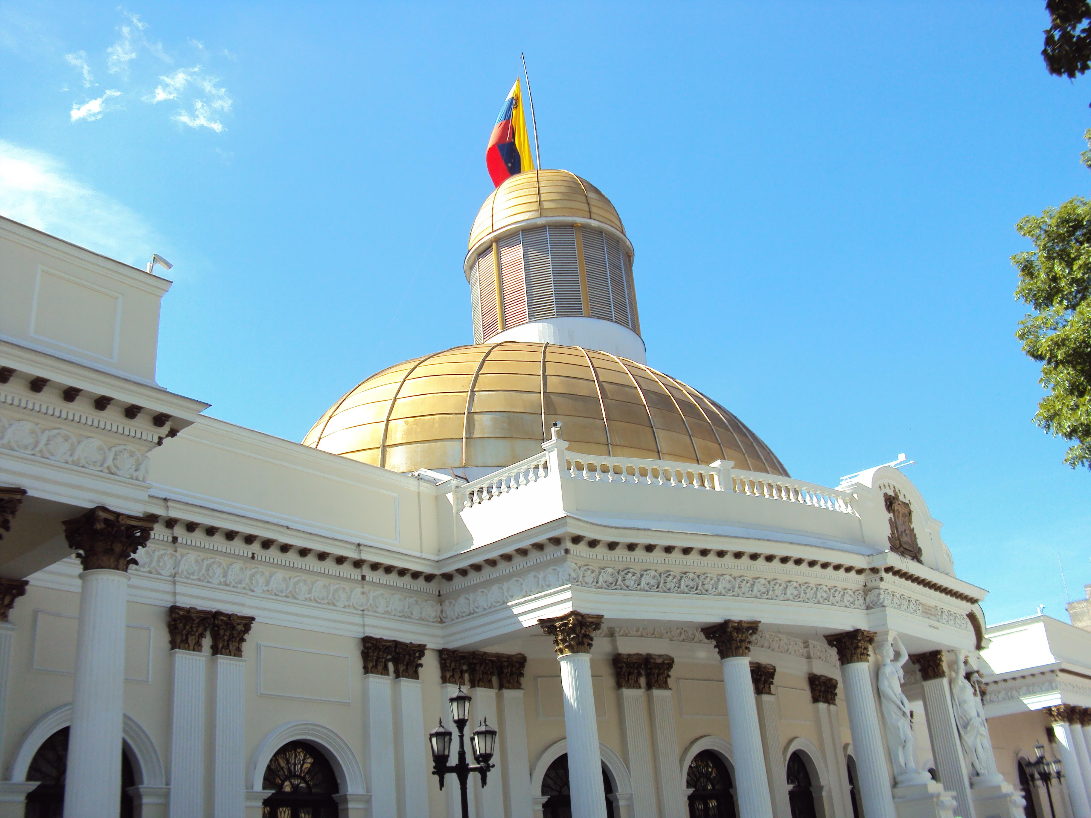 Felicita Esteban Lazo al Presidente de la Asamblea Nacional de Venezuela
