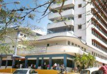 50 pacientes de covid-19 han ingresado en el Hospital Central de San Cristobal en las últimas 72 horas