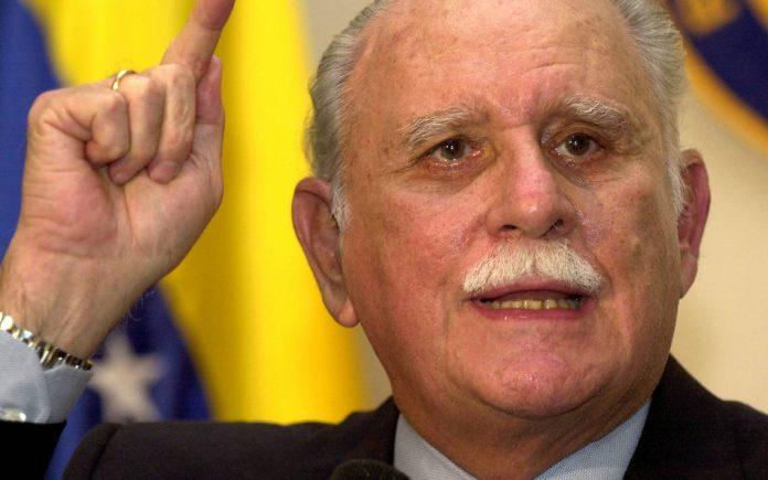 Diosdado aseguró que José Vicente Rangel está delicado de salud
