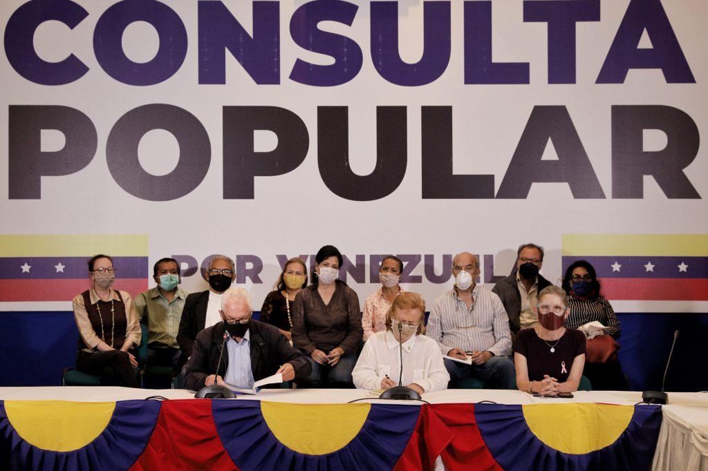 La consulta popular