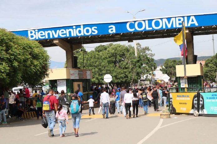 trabajo en Colombia