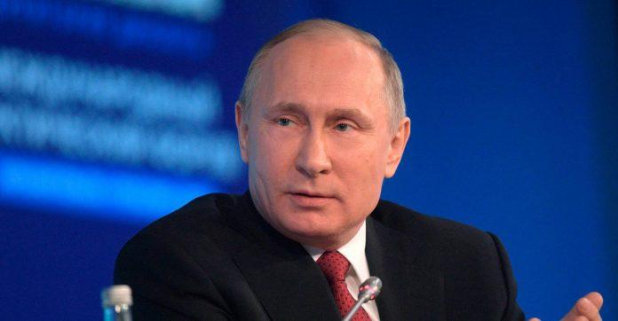 Putin inmunidad