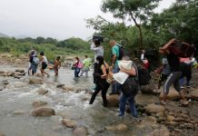 Maduro: Virus mutante del Reino Unido puede entrar por la frontera con Colombia