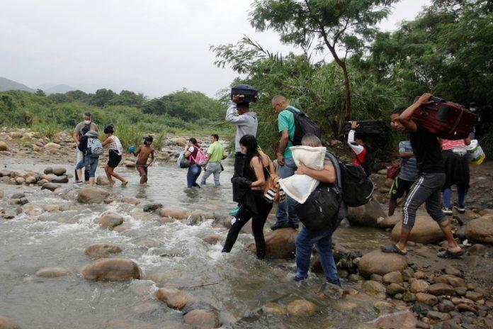 país Maduro: Virus mutante del Reino Unido puede entrar por la frontera con Colombia