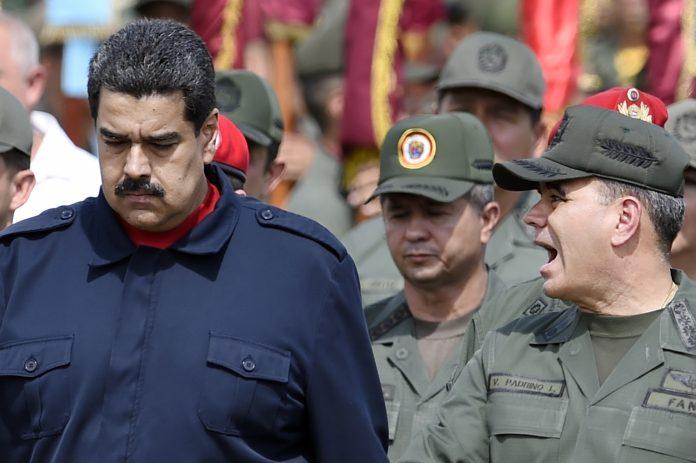Maduro lideró la operación de rescate de los militares secuestrados en Apure